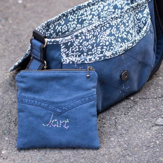 Love the Earth side hand-made bag * Casual Backpacks | choose your favorite fabric