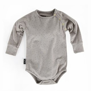 [Nordic children's wear] Icelandic organic cotton little bit fart
