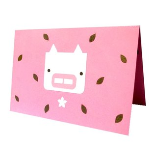 Handmade Cards_ Cute Pigs... Universal Cards, Birthday Cards