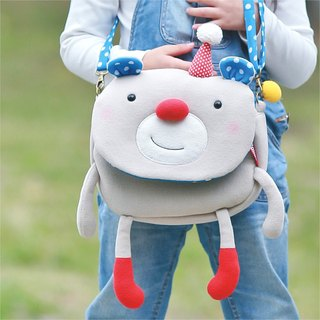Balloon-big side backpack (baby bear)