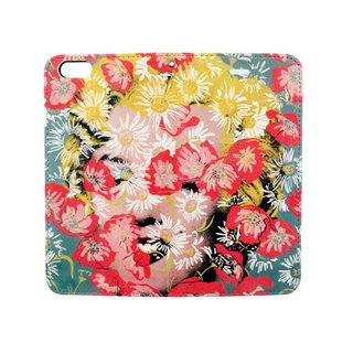 "Reversal GO- Spring flowers in Monroe POP series [] - Mobile phone cases (magnetic / white) ""iPhone / Samsung / HTC / LG / Sony / millet"""