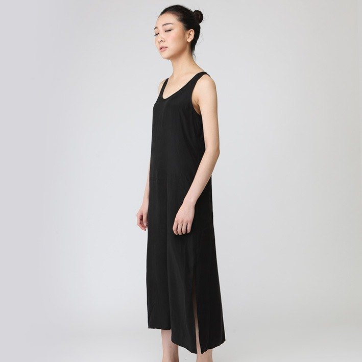 BUFU basic slip dress  D150410