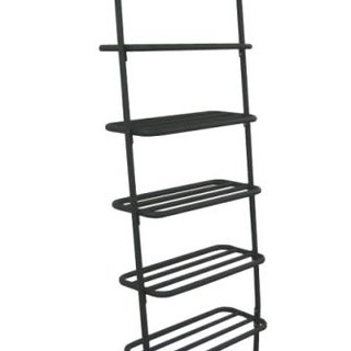 Wall Rack seven Stand - dark gray