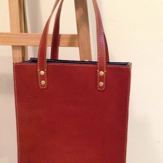 Japanese Tote Bag - Early Autumn Caramel Brown