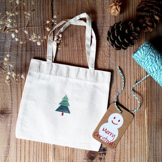 Period limited | Christmas tree gift bag