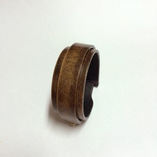 Imitation leather hand ring / character*custom*
