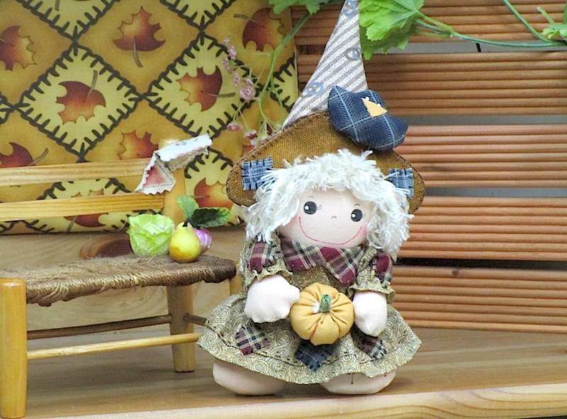 wonderland22 Ragdoll | September Autumn Harvest Little Baby