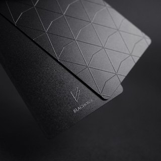 BLACK ipass card/三角款