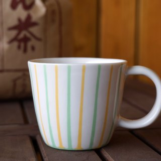 Color line series of small cup