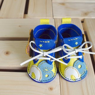 Cute baby birthday commemorative handmade shoes 150,624
