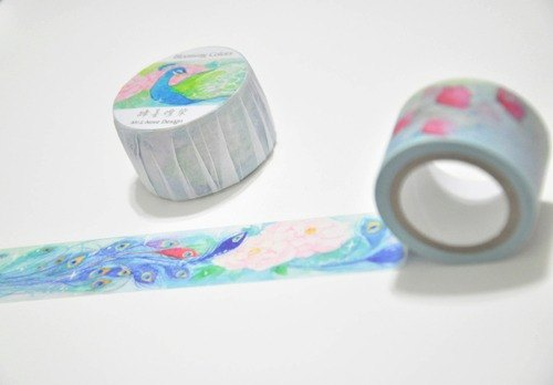 Blooming Colors masking tape
