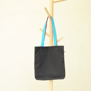 [BestFriend] sail Butuo Te bags - (Long Handle / black blue and red)