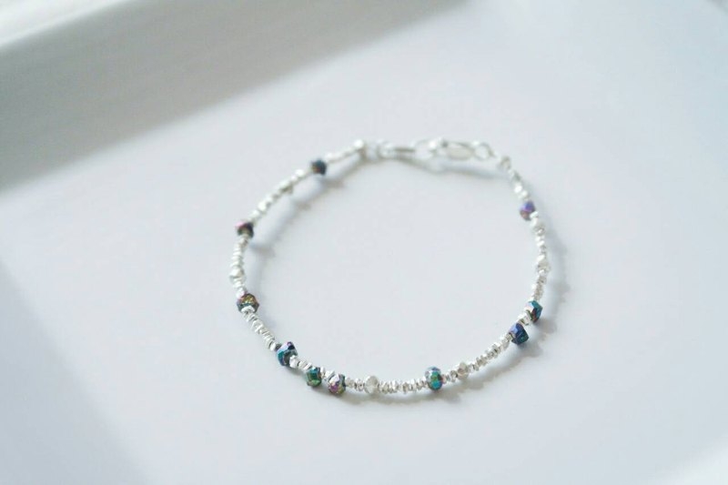 "[Limit] ""Christmas Special Planning"" - Aurora Snow Silver Bracelet"