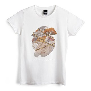 Improper collection - White - Women's T-Shirt