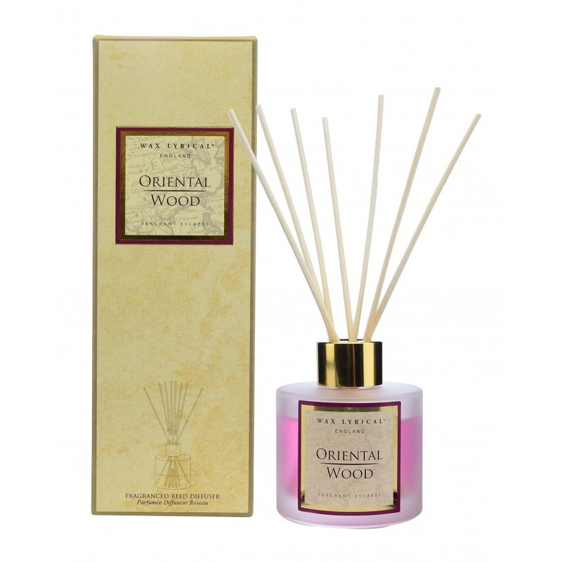 4 England Fragrance FE Series 4 Oriental Wood 100ml