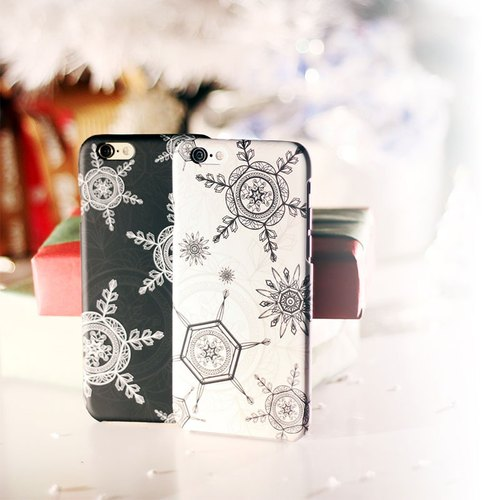 iPhone 6 Plus / 6s Plus Mobile Shell 5.5 inch [X'mas Winter Love Movement] - WaKase