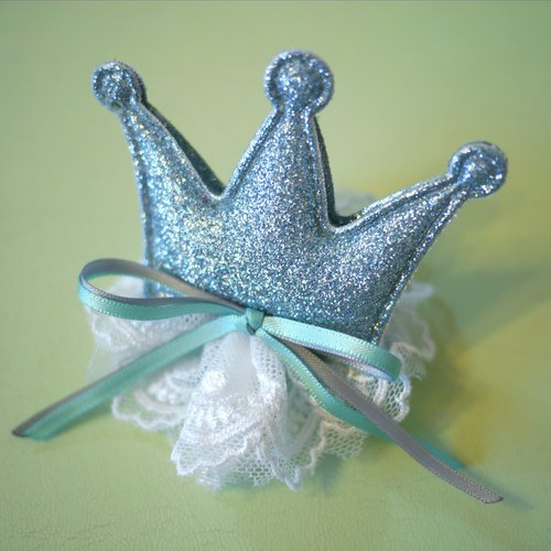 Frozen Frozen theme (Elsa Princess) hairpin: Crown