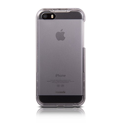 innerexile edge iPhone 5 / 5S mashup silver aluminum protective shell