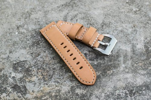 Natural Hermann Oak Panerai Strap (24 or 26 mm)