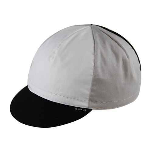 [KPLUS professional bicycle helmet] riding a bike cap cycling cap cap of 100% cotton and personalized style with a simple black and white ash