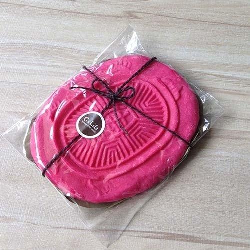 台灣風情─紅龜好運皂單入