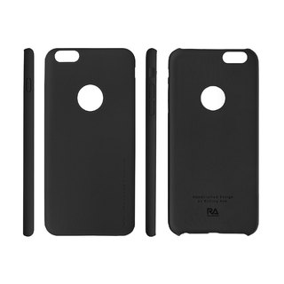 【Rolling Ave.】Ultra Slim iphone 6s plus / 6 plus 手感皮質護套-運動黑