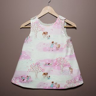 Cherry Blossom Season – Double Sided Dress