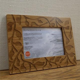 Kew Photo Frame for 4x6 (10 x 15cm) 頂級工藝相框 - 2P021