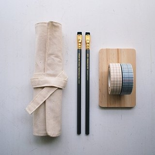 Hairmo. No-print simple style environmental protection chopsticks set / pencil bag