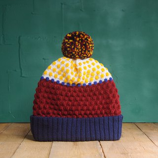 Pinocchio Detachable PomPom Beanie Hat