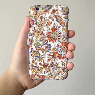 Vintage floral pattern 33 3D Full Wrap Phone Case, available for  iPhone 7, iPhone 7 Plus, iPhone 6s, iPhone 6s Plus, iPhone 5/5s, iPhone 5c, iPhone 4/4s, Samsung Galaxy S7, S7 Edge, S6 Edge Plus, S6, S6 Edge, S5 S4 S3  Samsung Galaxy Note 5, Note 4, Note