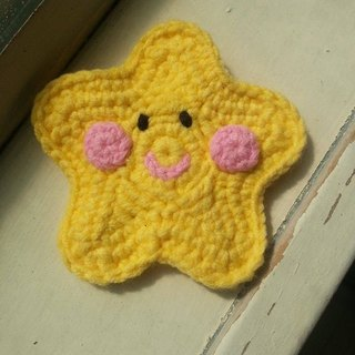 [Knitting] Smile Smile Star Star
