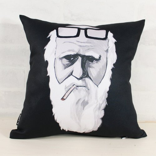 ▷ Umade ◀ cigarette Darwin [pillow - pillow lunch break - car pillow - sofa pillows - Umade artist's home layout creation] H Stuff Room