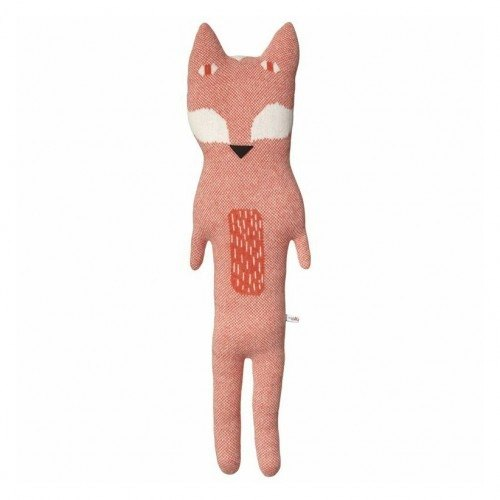 Big Fox pure wool doll | Donna Wilson