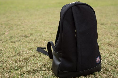 Rice bag -M edition double strap backpacks (handmade) trademark has been registered