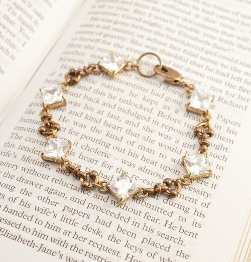 // La Don // [copper coin bracelet - Classical beauty]