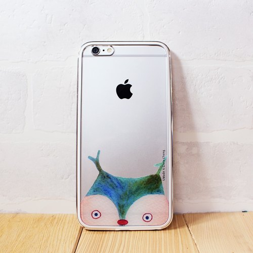 ▷ Umade ◀ do not see here (transparent paragraph) [iPhone mobile phone shell / accessories (i6, i6s, i6plus, i6splus, i6 +) - interchangeable backplate -Umade Sparkling TPU double-slim metal frame glossy hard shell - Gifts - boys and girls - artists] Glory