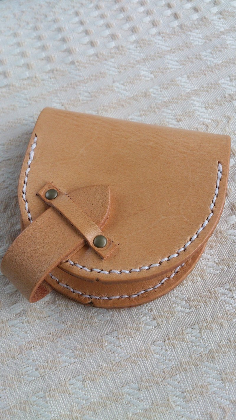 [clothesman] horseshoe coin purse