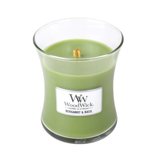 WW 10 oz classic fragrance candle - basil bergamot