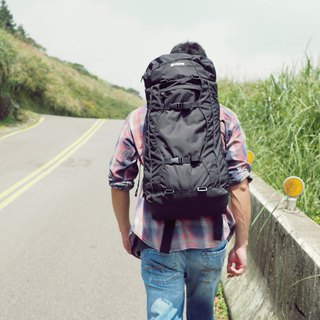 Breccia Travel Backpack