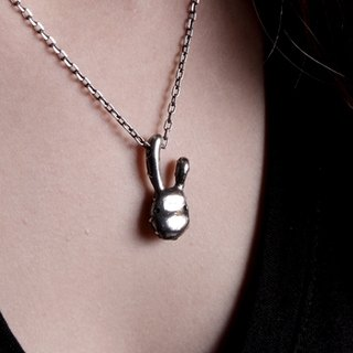 Double-sided RockRabbit Pendant | Rock rabbit pendant