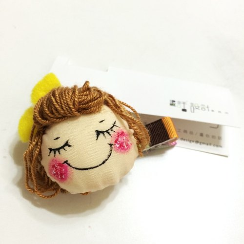 Dolls hairpin -201 405