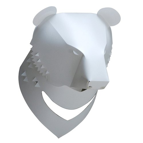 Formosan black bear lampshade Formosan Black Bear Lampshade endangered species of Taiwan series