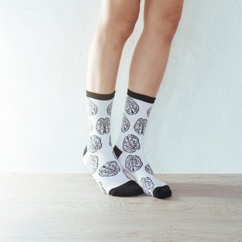 Provocateur /// Brains Socks