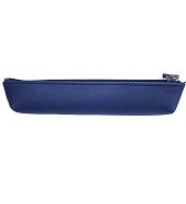 Note Zip zipper pencil case - Blue