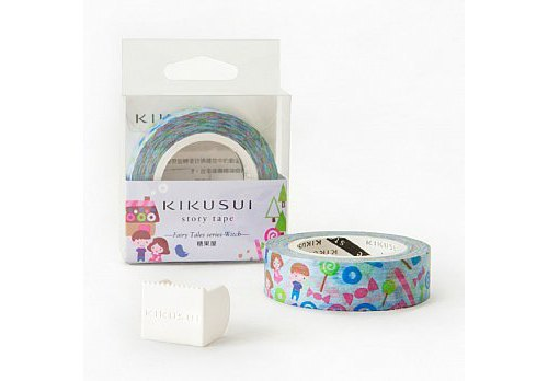Kikusui KIKUSUI story tape and paper tape fairy witch series - Candy