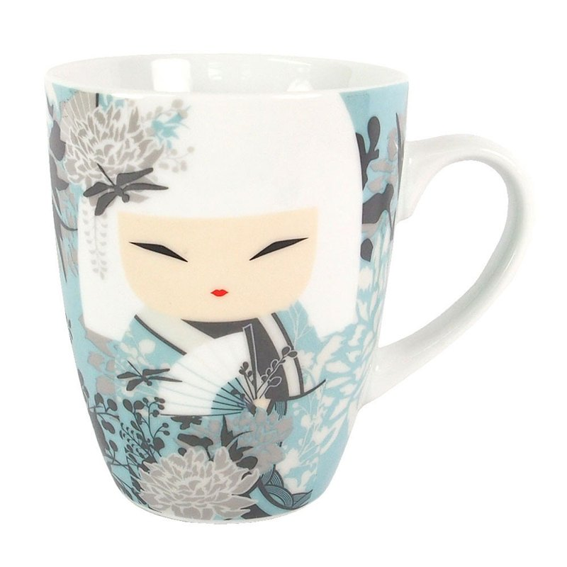 Mug-Miyuna elegant and noble [Kimmidoll Cup-Mug]