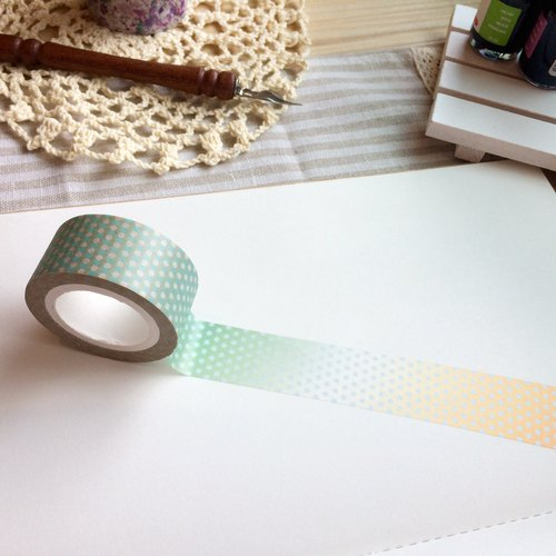 livello del mare Washi Tapes / masking tapes 10*20