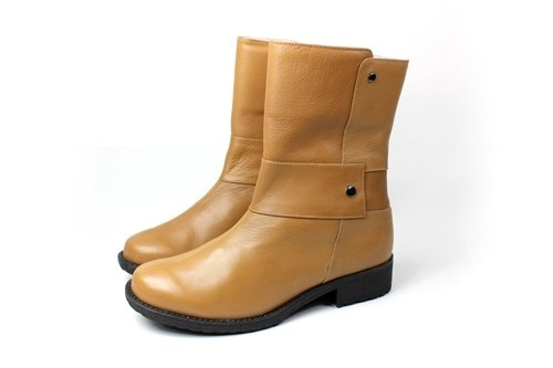 │ boots brown symmetric whims