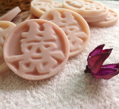 Blessing things. Handmade soap ceremony ~ wedding small things to send guests concierge ceremony